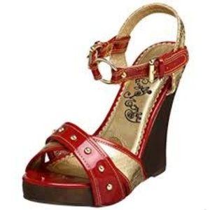 Brand New Wedge Heels